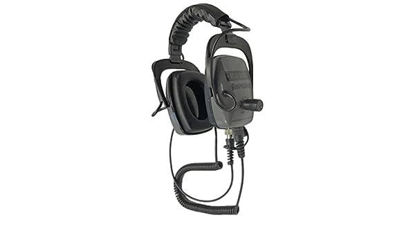 Gray Ghost auriculares de anfibios para Garrett AT Pro Detector de metales: Amazon.es: Jardín