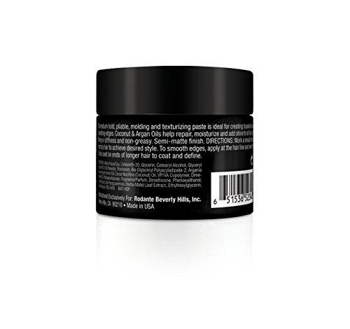 Rodante Texture Paste Hair Pomade Natural Hair Cream Medium Hold