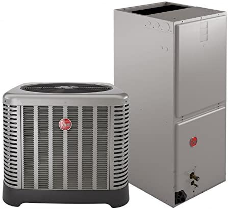 Amazon Com 4 Ton Rheem 14 Seer R410a Heat Pump Split System