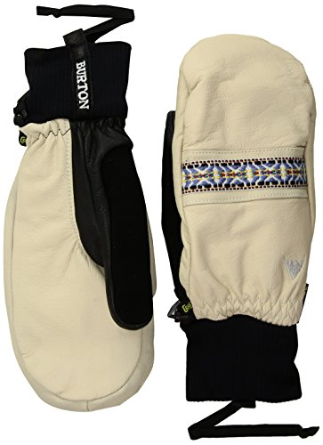 Burton Women's Free Range Mitt Gloves, Canvas, Large by Burton