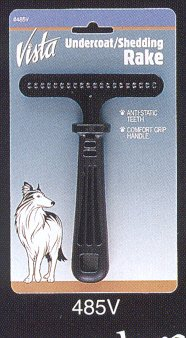 Millers Forge Undercoat Pet Grooming Rake -