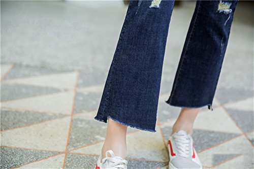 Icegrey Donna Icegrey Skinny Jeans Dunkelblau Jeans RSqF5xz