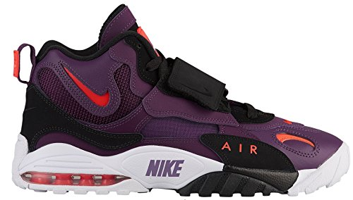 Bright Crimson White Speed Uomo Air Night NIKE Ginnastica 500 Turf Purple Basse Scarpe Max da Black Multicolore 47nqA