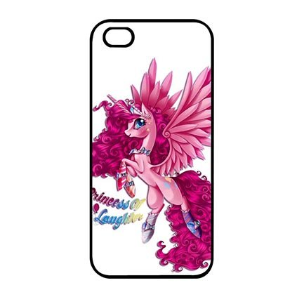 Original Anime My Little Pony Case Cover for iPod Touch 5th Generation - Customize iPod Touch 5th Generation Smooth Case Special Gift for Boys (My Little Pony Ipod Touch Case)
