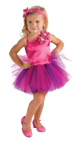 Rubie's Cute As Can Be Pink Fairy Tutu Costume, Toddler (1- 2 Years)