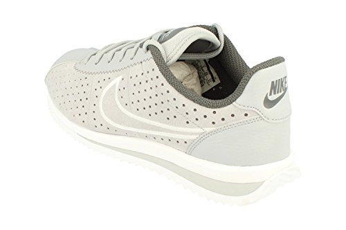 Nike Hombres Air Force Max 2013, Blanco / Universidad Rojo-negro