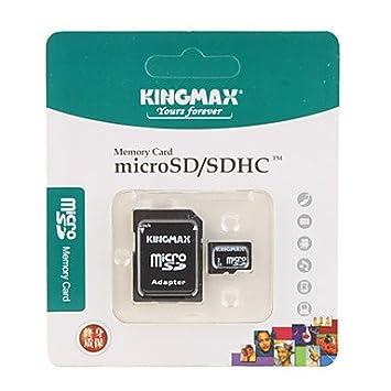 2GB micro tarjeta de memoria Kingmax SD / TF y microsd al ...