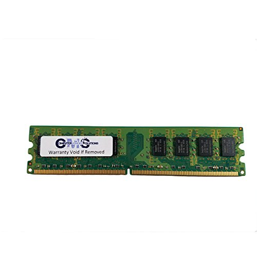 Single Mhz 400 Channel (1Gb Ram Memory Compatible with Hp Pavilion A1013W, A1010Y, A1013W, A1016X, A1020N, A1023C Ddr2 By CMS A114)