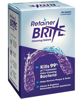 : Retainer Brite 96 Tablets (3 Months Supply)