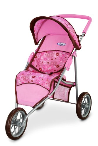 Graco Doll Travel - Graco Expedition Doll Jogger