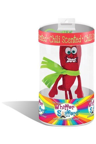 Whiffer Sniffers Chilly Pepper Scented Backpack Clip