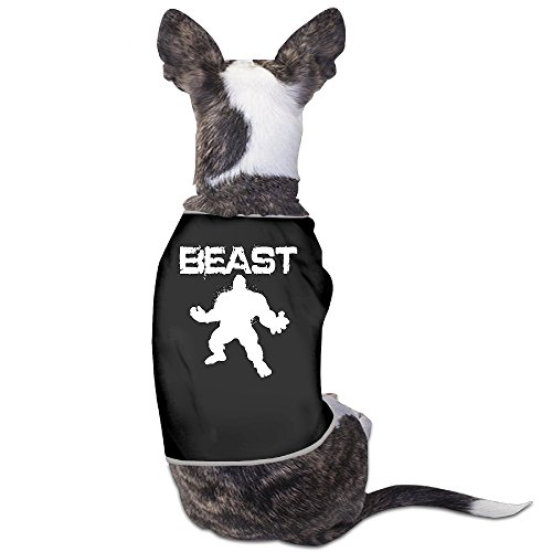 yrrown-gym-beast-puppy-dog-clothes