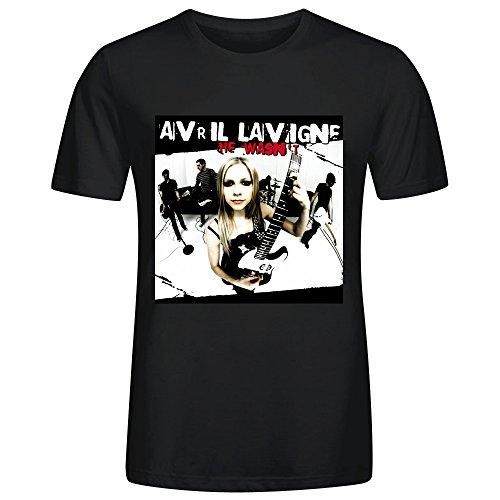 Avril Lavigne He Wasnt Men T Shirts - Aerosmith Kunis Mila