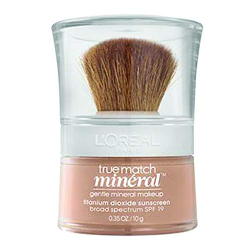 LOr%C3%A9Al Paris Mineral Foundation Natural