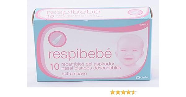 RESPIBEBE 10 RECAMBIOS: Amazon.es: Salud y cuidado personal
