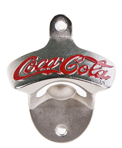Cheap Coca Cola Wall Mounted Bottle Opener