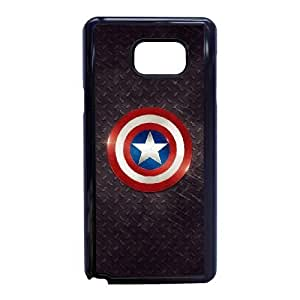 Captain America 007 Samsung Galaxy Note 5 Cell Phone Case Black Protective Cover