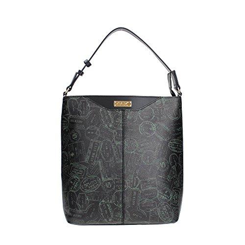 Borsa Donna Nera Alviero Martini Bag Woman Black