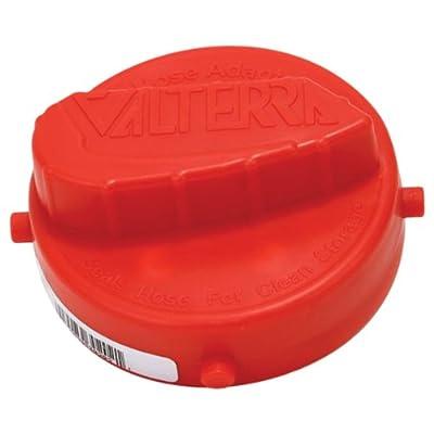 "Valterra T1020-2 Universal 3"" Drain Hose Bayonet Drip Cap - Red: Automotive"