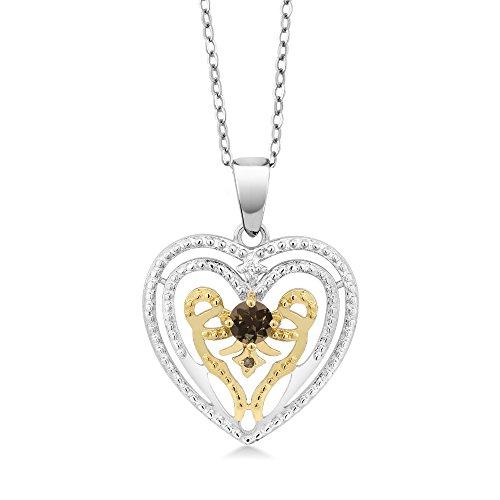 0.26 Ct Brown Diamond - 6
