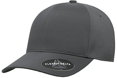 Amazon.com  Flexfit Delta 180 Premium Baseball Cap …  Clothing d6c8a245b8