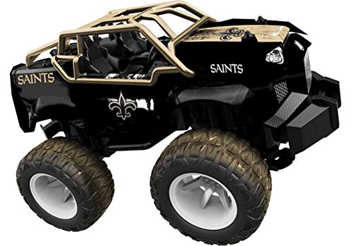 (Officially Licensed NFL Remote Control Monster Trucks New Orleans Saints)