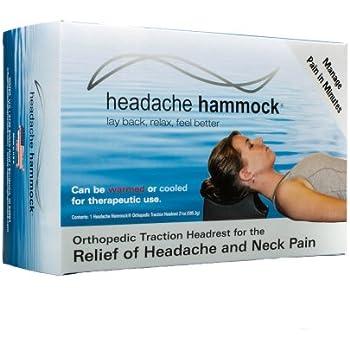Headache Hammock: Headache Relief Migraine Relief and Neck Pain Relief System