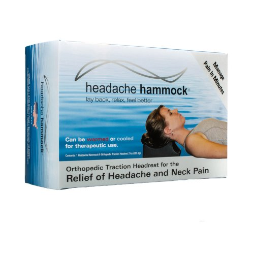 Headache Hammock: Headache Relief Migraine Relief and Neck Pain Relief System (Best Pillows For Headache Sufferers)
