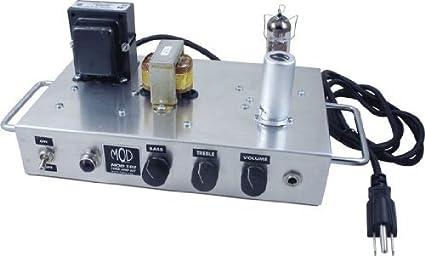 Amazon Com Mod 102 Diy Guitar Amplifier Kit Musical Instruments