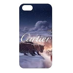 Cartier Logo Phone Case Customized Style 3D Phone Case Snap on Iphone 4/4s Luxury Cartier Logo