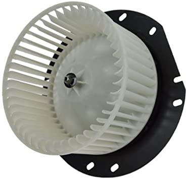 Chevy C//K Truck Astro Van Heater AC A//C Condenser Blower Motor Assembly Fan Cage