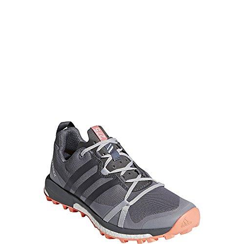 Scarpa Da Trekking Adidas Terrex Da Trekking - Donna Grigio Tre / Grigio Quattro / Gessetto 12