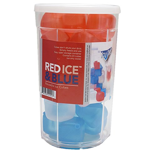icy-cools-red-ice-blue-reusable-ice-cubes-for-your-drink