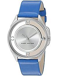 Marc by Marc Jacobs Women's MJ1458 Tether Analog Display Analog Quartz Blue Watch