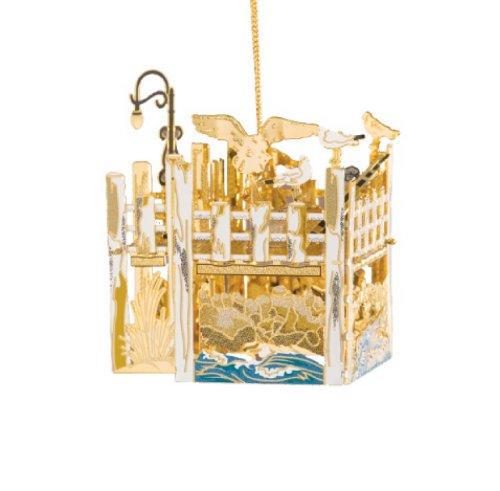 Baldwin Fishing Pier Ornament