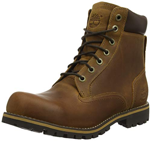thkeepers Rugged Boot, Red Brown, 8 M US ()