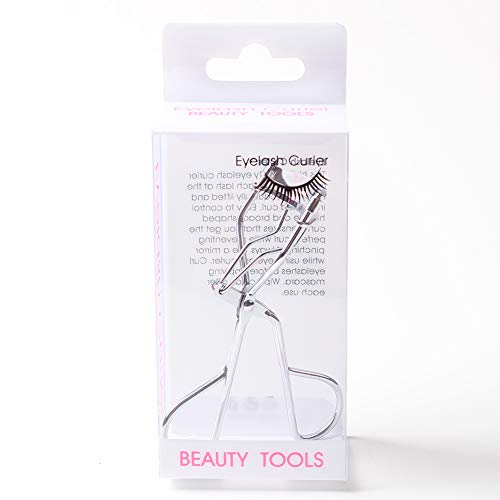 Connie Cona Eyelash Curler Clip For Deep Set Eyes (PVC Box Pack In Silver) (Best Eyelash Curler For Short Eyelashes)