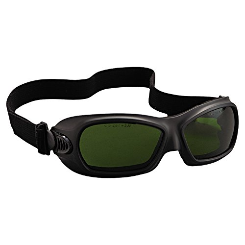 Jackson Safety 20528 V80 WILDCAT Goggles, IR/UV 3.0/Black