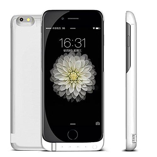 wholesale dealer c9d84 1f87a iPhone 6S Plus Battery Case, Rhidon 8000 mAh Power Bank Case ...