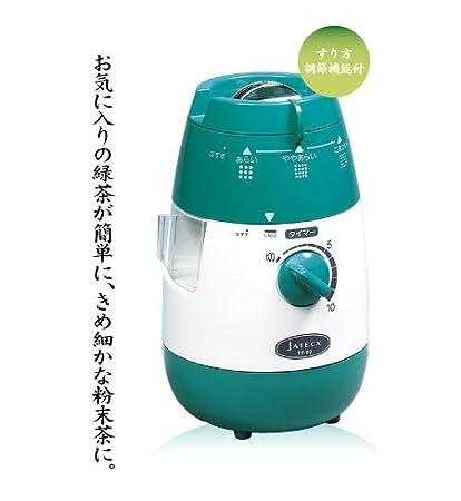 ジャテックス 家庭用臼式お茶粉末器 TP-03