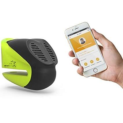 LUMA - Antirrobo Moto con Alarma y Localización GPS ...