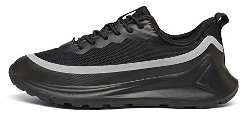 Weweya Men's Walking Shoes Casual Lightweight Gym Workout Training Running Sneakers Tennis Shoes for Men