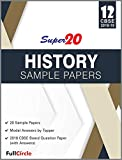 Super20 History Sample Papers Class 12th CBSE 2018-19
