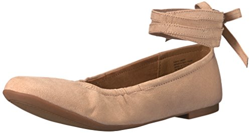 Bc Footwear Womens Have A Heart Ballet Nudo Piatto