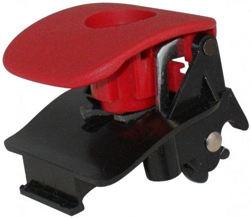 - 08-11 Corvette C6 Red Glove Box Door Handle Latch