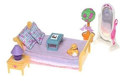 Amazon.com: Loving Family Dollhouse Parents Bedroom: Toys & Games