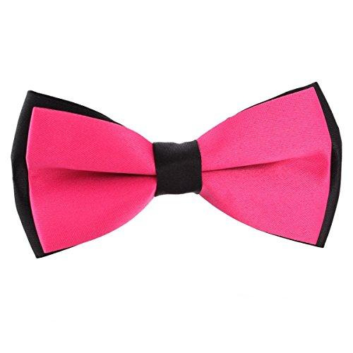 Urparcel Boy Tuxedo Adjustable Neck Bowtie Bow Tie 5pcs Mixed Lot Set2
