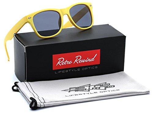 Kids Neon Classic Sunglasses Age 3-12 - - Sunglasses Top 5