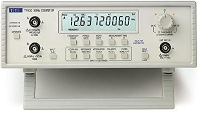 AIM-TTI INSTRUMENTS TF930 3GHz Universal Counter Timer USB