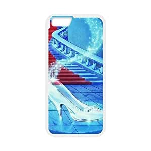 iphone6 4.7 inch Phone case White Cinderella JJJ3633781